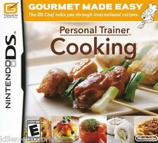 Personal Trainer: Cooking (Nintendo DS) NDS