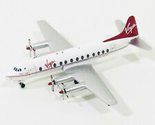 Aeroclassics ACGAOYP Virgin Atlantic Viscount 806 G-AOYP Diecast 1/400 Model