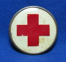 WWI American Red Cross Service Large Badge Pin by Whitehead & Hoag