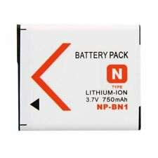 NP-BN1 Compatible Li-ion Battery for Sony Cyber-shot W330 W350 P9T5