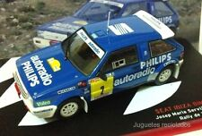 1/43 SEAT IBIZA BIMOTOR PROTO SERVIA RALLY TIERRA AVILA 1987 XO ALTAYA DIECAST