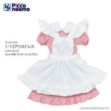 Azone 1/12 Picconeemo Clothing Alice Dress Pink 1/12 14cm Fashion Doll