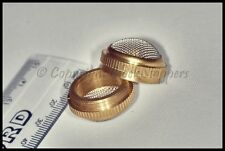 Ultrasonic Mesh Cleaning Basket Brass Screw Type Small Watch Parts Holder Micro