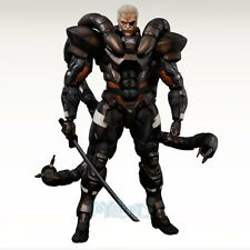 Metal Gear Solid 2 Son of Liberty Solidus Snake Play Arts Kai
