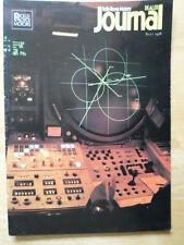 ROLLS ROYCE Dealer Journal brochure for Sales Staff - 1978 Edition No 11