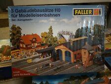 Faller H0 5 Gebäudebausätze Für Model Eisenbahnen Set Königsbach