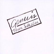 GENESIS THREE SIDES LIVE CD NEW