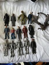 Doctor Who Action Figures Bundle