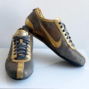 Nike Shox Rivalry Rare Gold Training shoes 6.5