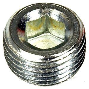 Oil Pump Plug Dorman/AutoGrade 02472