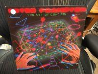 Peter Frampton The Art of Control LP A&M 1982 EX