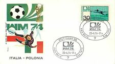 Calcio, football - Germania (Germany), FDC Roma - Coppa del mondo, Monaco 1974