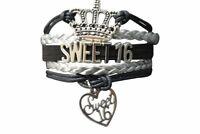 Sweet 16 Bracelet- Sweet 16 Jewelry, Perfect Birthday Gift for Girls