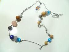Fossil Modeschmuck-Halsketten für Damen