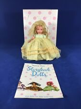 Nancy Ann Storybook Doll with box and pamphlet