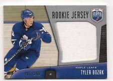 Tyler Bozak 09-10 Upper Deck Be A Player Rookie Game Jersey /250
