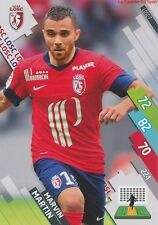 LOSC-07 MARVIN MARTIN # LILLE CARD ADRENALYN FOOT 2015 PANINI