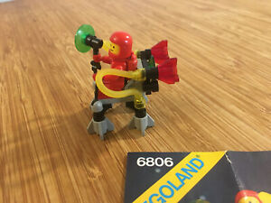Lego Classic Space Set 6806 Surface Hopper (1985).