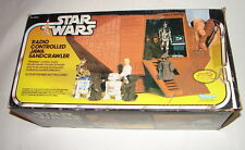 Star Wars Kenner VIntage Jawa Sandcrawler w box great shape complete RARE 517