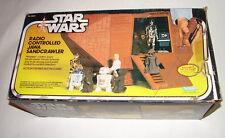 Star Wars Kenner VIntage Jawa Sandcrawler w box great shape complete RARE 517