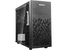 DEEPCOOL MATREXX 30 Micro ATX Case Tempered Glass Panel Larger Area of Air-intak