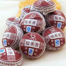Sticky Glutinous Rice Puer Yunnan ChangYun Tuo Cha Pu-erh Ripe Shu 500g
