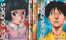 LES OUBLIES tomes 1 à 4 Nokuto Koike MANGA seinen en français SERIE COMPLETE