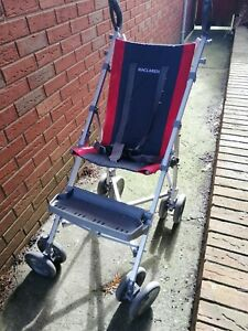 Maclaren Major Elite Disability Pushchair Buggy