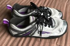 Woman's Altra Delilah Running Shoes 6 Minimalist Zero Drop Purple Silver