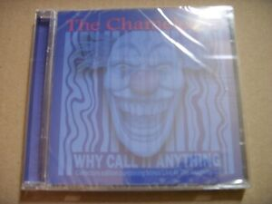The Chameleons - Why Call It Anything Double CD sealed new