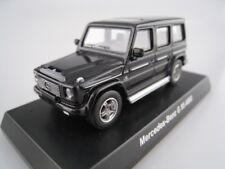 Mercedes-Benz G 55 AMG in schwarz  Kyosho Japan  Maßstab 1:64  OVP