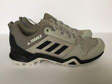 Adidas Women's TERREX AX3 OUTDOOR HIKING SHOES Gray/Tan Size 10