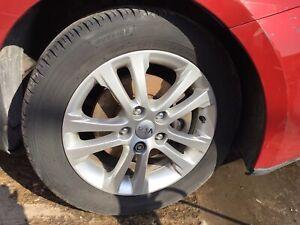 Kia Ceed Mk2 Spare Alloy Wheel With Tyre 205/55R16