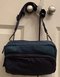 Sweaty Betty Cross Body / Camera Bag Stellar Blue BNWT