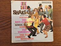 Great Shakes Shake-Out - Columbia CSM 468 45 RPM  EP w/Picture sleeve