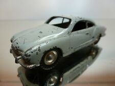 MARKLIN 8021 VW VOLKSWAGEN KARMANN GHIA - GREY 1:43 - GOOD CONDITION