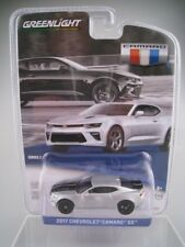 Chevrolet Camaro SS in silber  Limitiert  Greenlight  1:64  OVP