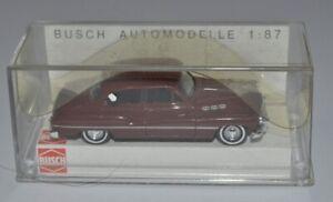 HO Busch Buick 50 Limousine