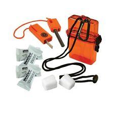 Ultimate Survival Technologies Fire Starter Kit 1.0 in Orange Case (2-Pack)