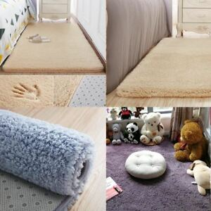 1 Pcs Thicken Cashmere Floor Mat baby big Carpets For Living Room Rugs Bedroom C