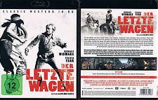 DER LETZTE WAGEN --- The Last Wagon --- Blu-ray --- Westernklassiker ---