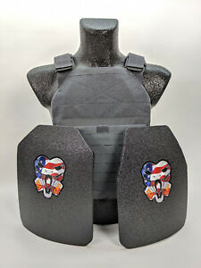 CATI PHALANX Level III+ / AR500 Body Armor Ventilated Cummerbund Kit NEW Offer