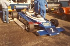 PHOTO  JOHN TRAVIS' F2 MARCH 792-BRD SILVERSTONE 20.10.84  WAS MORE THAN FAST EN