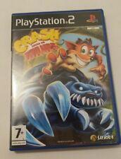 Crash Battle of titans 2 cds (Bonus DVD) for ps2 spanish and complete rare