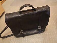 """John Lewis Soft Briefcase - Fits 17"""" Laptop etc"""