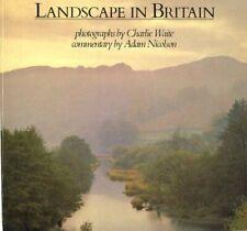 Landscape in Britain by Nicolson, Adam Paperback Book The Cheap Fast Free Post