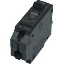 General Electric Thql1120 Circuit Breaker,1-Pole 20-Amp Thick Series