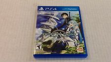 Sword Art Online: Lost Song (Sony PlayStation 4, 2015)