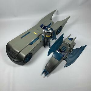 Hasbro Batman Guardian of Gotham City Batmobile Set 2002