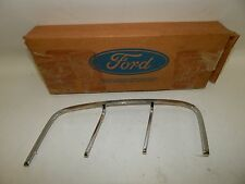 New OEM 1969 Ford Mustang Quarter Panel Moulding Ornament Right Side